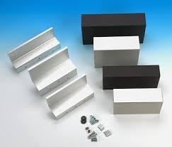 aluminio anodizado