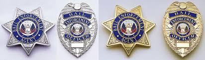 officer badges