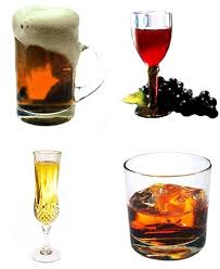 pictures of alcohol drinks