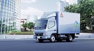 mitsubishi fuso trucks