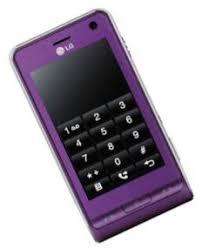 lg viewty ku990 purple