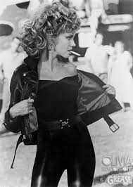 grease olivia newton