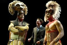the lion king theatre production