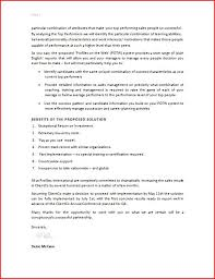 business proposal letters
