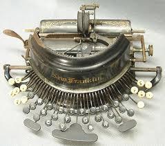 new typewriter