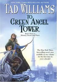 green angel tower