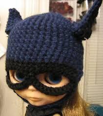 batman mask pattern