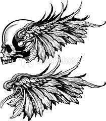 profile tattoo