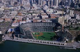 giants stadium baseball