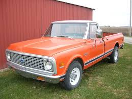 1972 chevy truck for sale