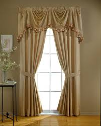how to drape curtains