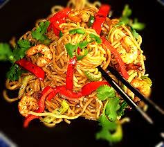 la comida de china
