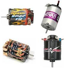 rc car motors