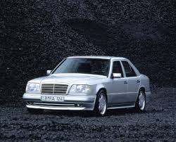 mercedes e300 w124