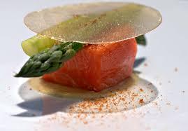salmon flakes