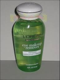 loreal eye makeup remover
