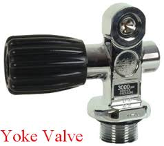 din valves