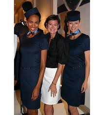airline uniforms