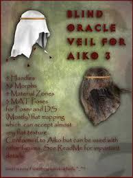 blind oracle