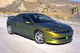 99 ford cougar
