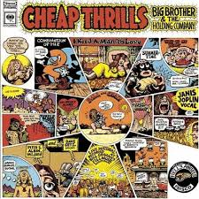 Janis Joplin - Cheaper Thrills