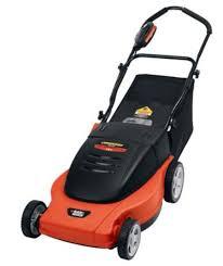 electric grass mower