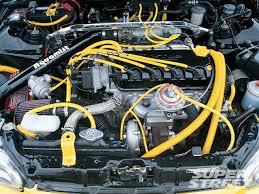 1994 honda civic engine