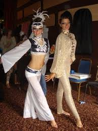 freestyle disco dancing costumes