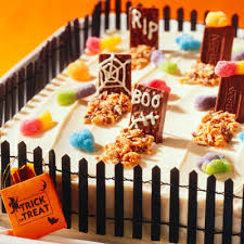 halloween treat recipes