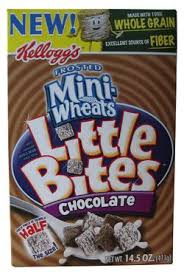 chocolate mini wheats