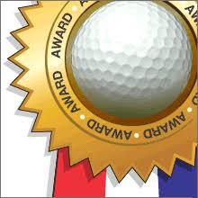 golf award certificates