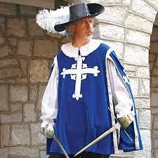 musketeer shirt