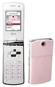 lg kf 350 pink