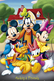mickey posters