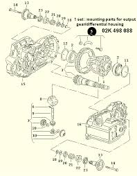passat gear box