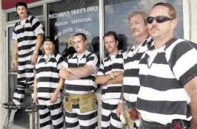 jail uniforms