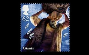 giant stamps