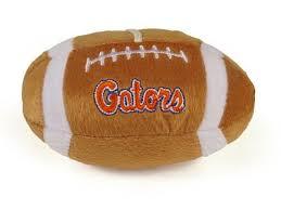 football dog toy