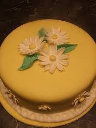 cakes decorated with fondant