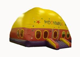 moonwalk inflatable