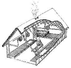 viking hus