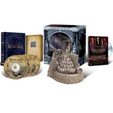 lord of the rings dvd box