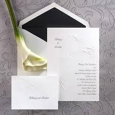calla lily invitations