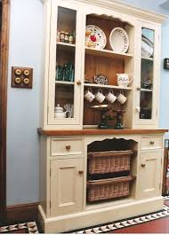 painted kitchen dressers
