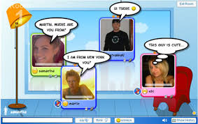 animated chat room