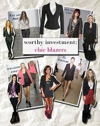 blazers fashion