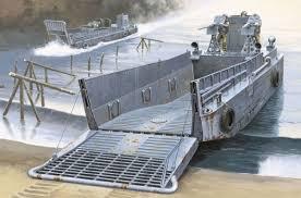 lcm landing craft