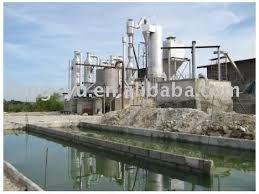 biogas power generator