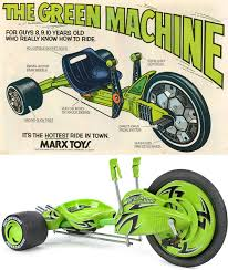 original green machine