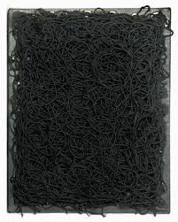 black paintings